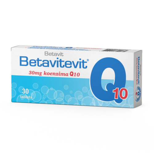 Betavitevit Brewer's -Yeast with Coenzyme Q10