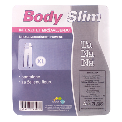 TaNaNa® body slim new
