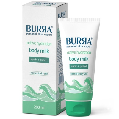 BURRA Body Milk