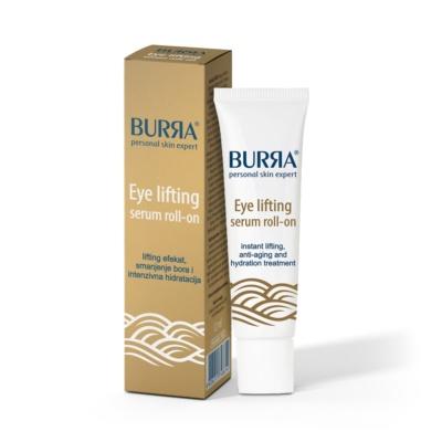 Burra Eye lifting roll-on serum za intenzivnu negu regije oko očiju, 12ml