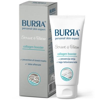 Burra Striex&Tattoo body cream, 200ml