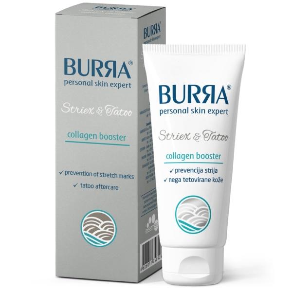 Burra Striex & Tatoo Min