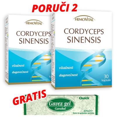 Cordyceps sinensis kapsule a30