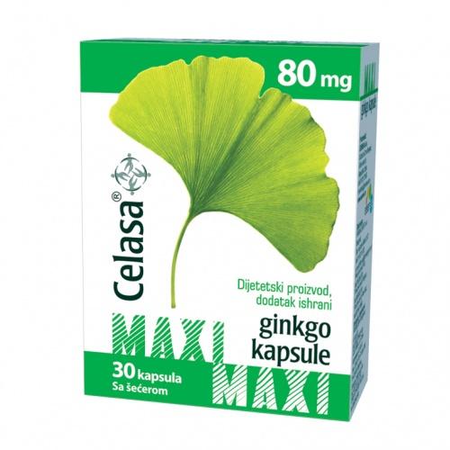 Ginkgo maxi kapsule 80mg a30