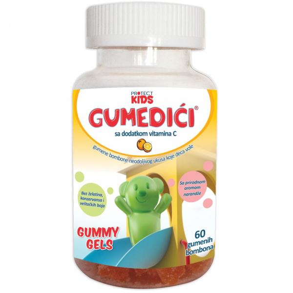 Gumedici Sa Dodatkom Vitamina C