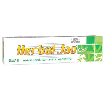 Herbal jao gel nakon uboda komaraca i opekotina 40ml