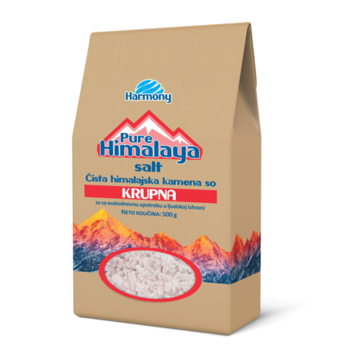 Pure Himalaya so krupna 500g