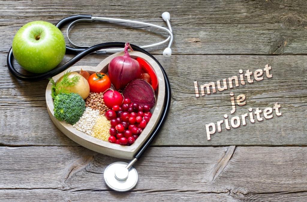 Imunitet Je Prioritet Esensa