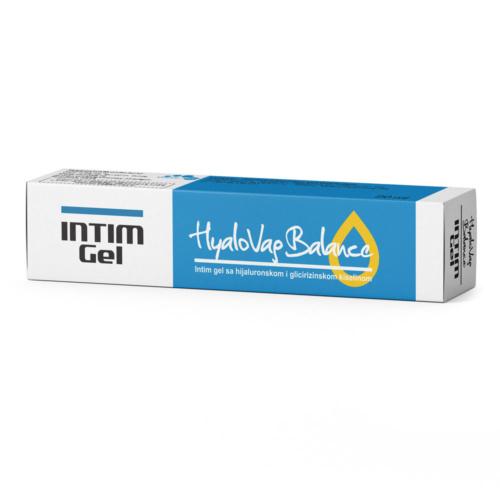 HyaloVag Balance Intim gel sa glicirizinskom kiselinom, 20ml