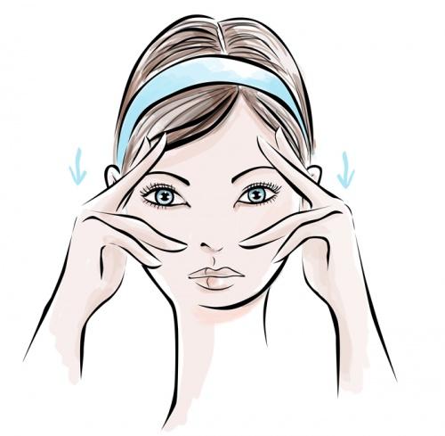 Anti-age joga za lice