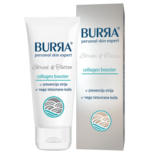 BURЯA Striex & Tattoo cream collagen booster