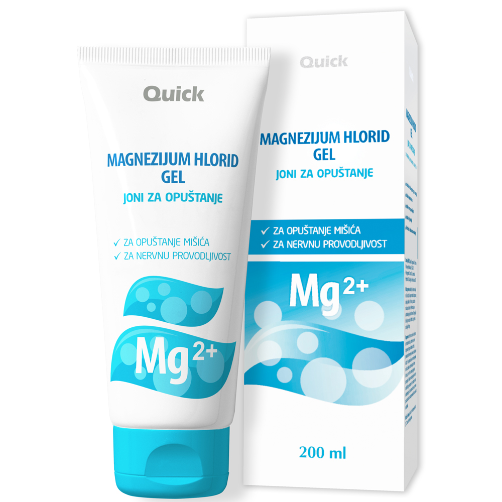 Magnesium chloride gel • Esensa