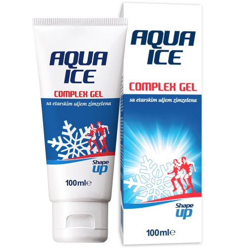 Aqua ice complex gel 100ml