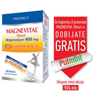 Magnevital Direkt Akcija 2+1 Inhalator Sa Akcijskom Cijenom