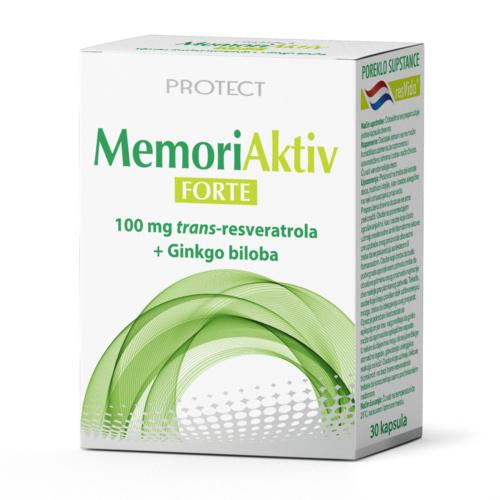 MemoriAktiv FORTE, 30 capsules