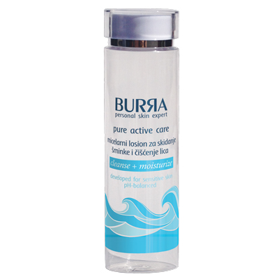 Burra Pure Active Care Micellar lotion