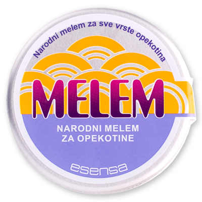 Melem® Ethno medicine burns treatment