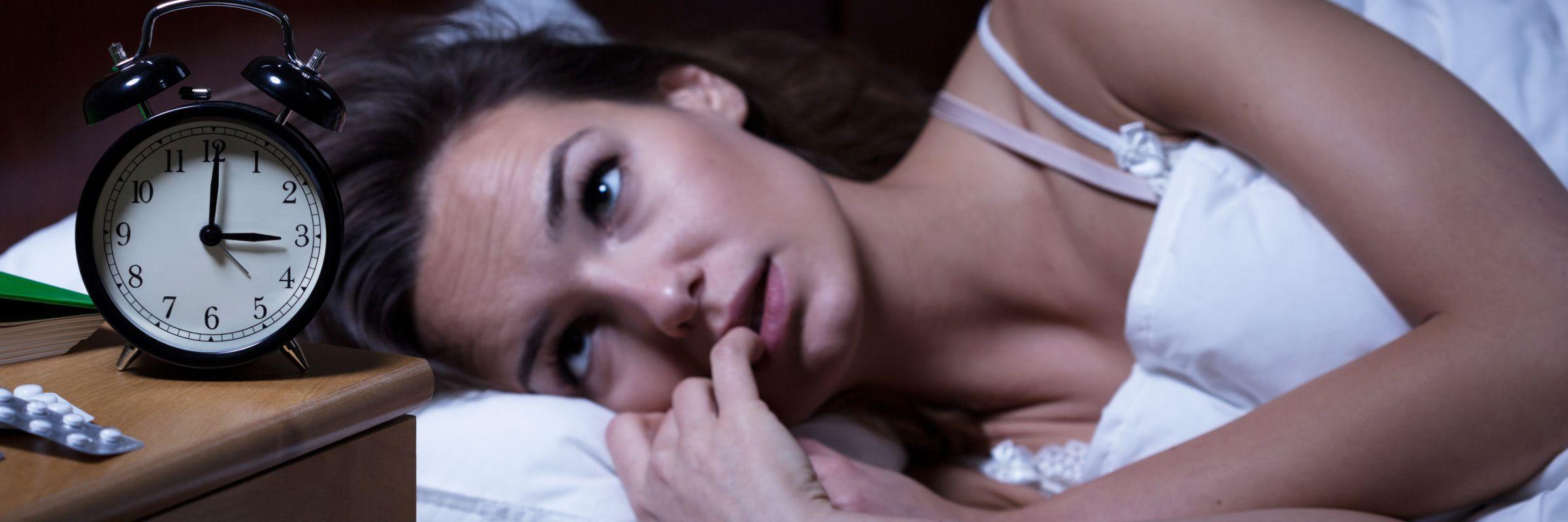 Nesanica, glavobolja, napetost, menopauza