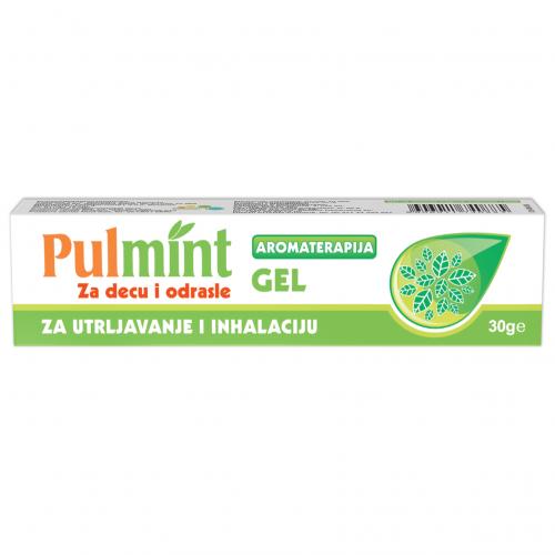 Pulmint gel za utrljavanje i inhalaciju, 30g