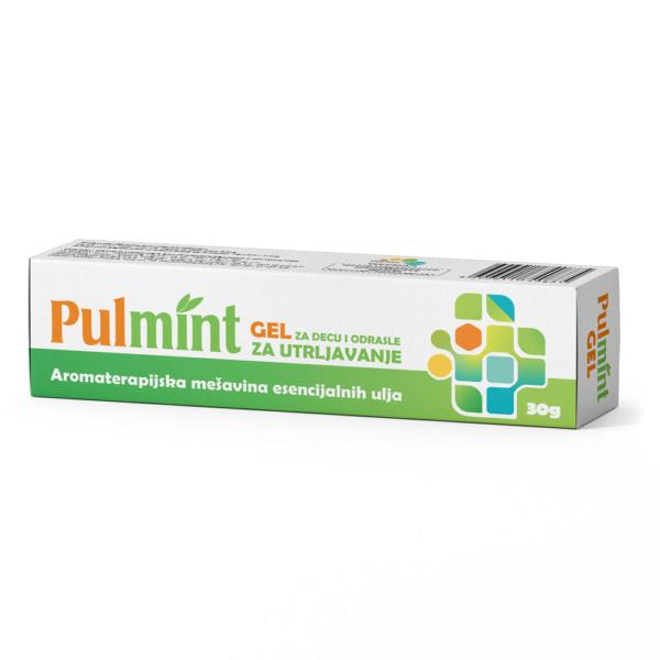 Pulmint Gel Novo