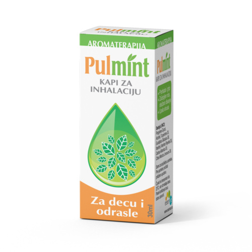 Pulmint kapi za inhalaciju, 30ml