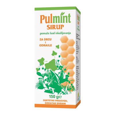 Pulmint сируп