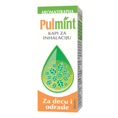 Pulmint kapi za inhalaciju 30ml
