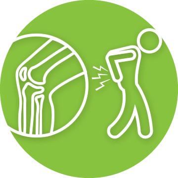 Reumatske tegobe, ukočenost, grčevi u mišićima, uganuća