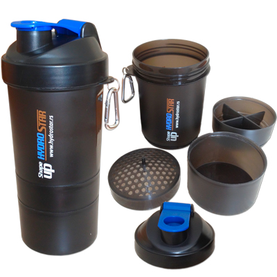 Shape up shaker