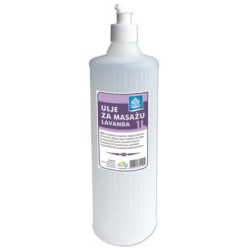 Standard ulje za masažu lavanda