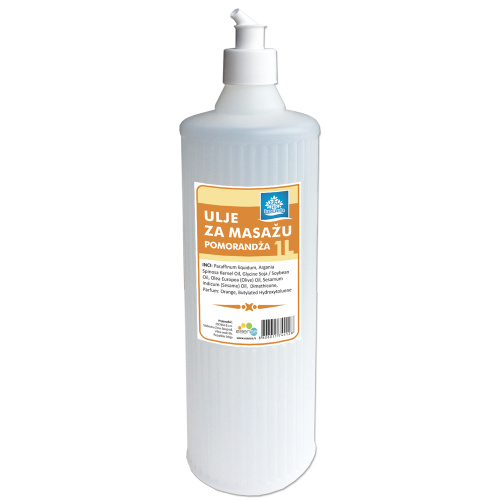 Standard ulje za masažu pomorandža