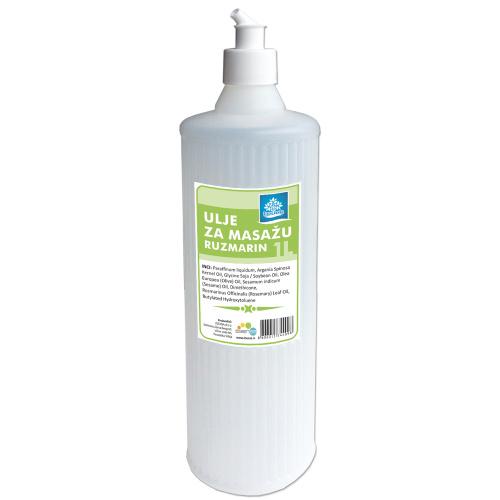 Standard ulje za masažu ruzmarin