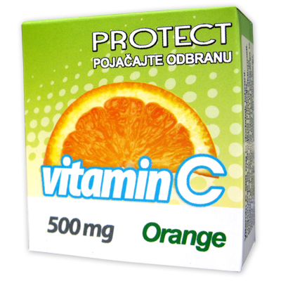 Protect Vitamin C 500mg