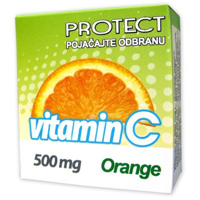 Протект Витамин C 500 мг