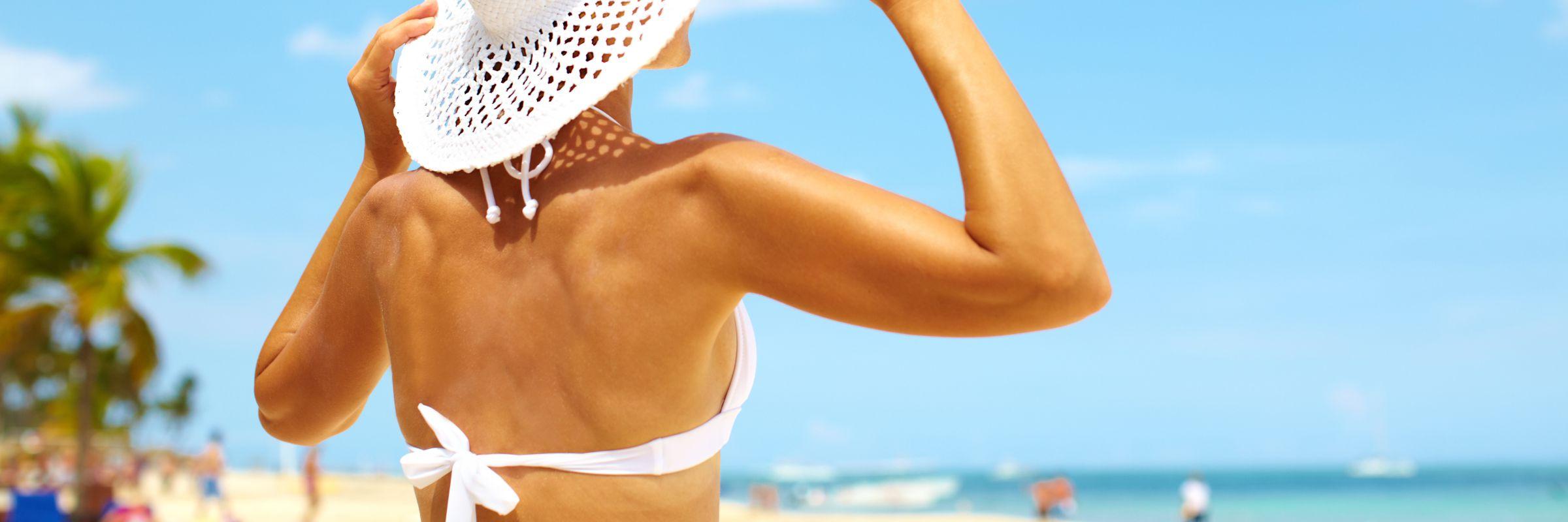 Zaštita kože od UVA/UVB sunčevih zraka i nega posle sunčanja